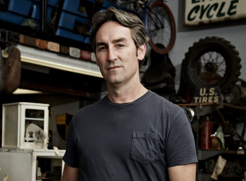 American Pickers Mike Wolfe Wiki Age Wife Net Worth Death Or