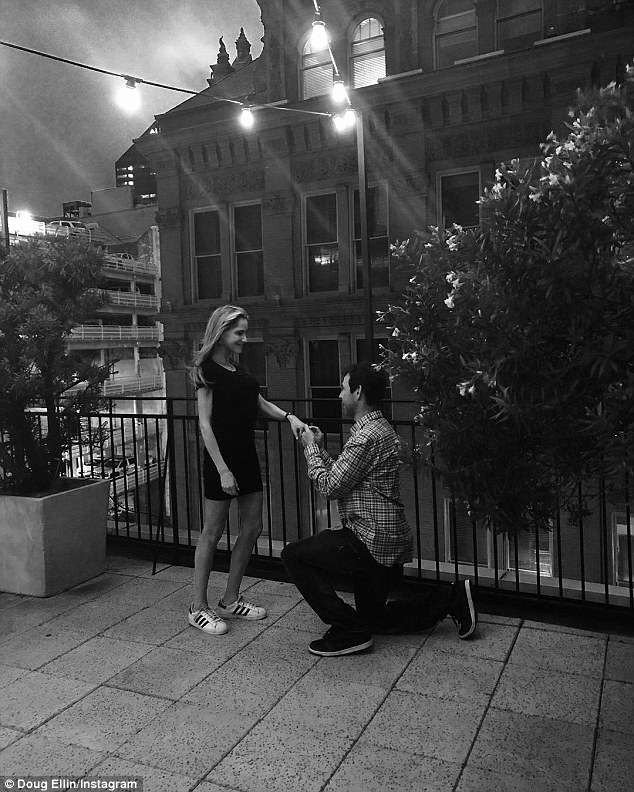 Andy Adler Engaged