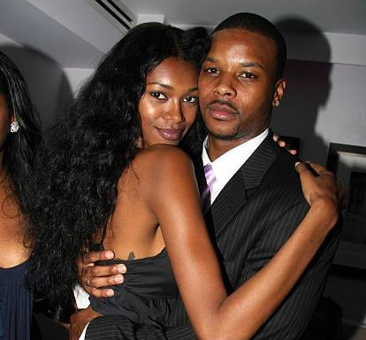 Jessica White and Kerry Rhodes